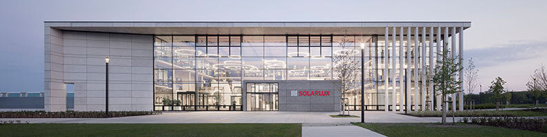 Solarlux Campus